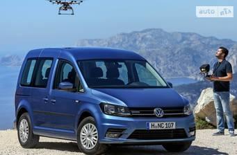 Volkswagen Caddy пасс. New 1.6 MT (81 kw) 2017