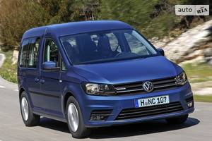Volkswagen Caddy пасс. Conceptline