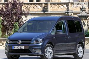 Volkswagen Caddy пасс. Conceptline Origin