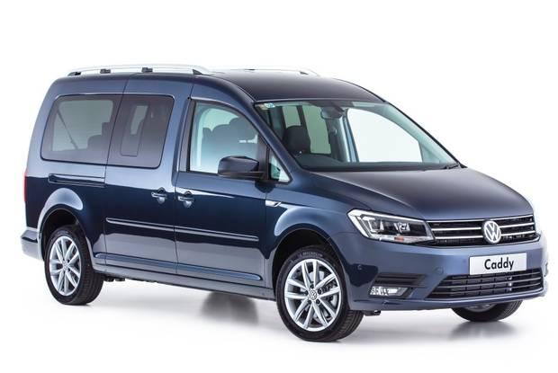 Volkswagen Caddy пасс. Conceptline