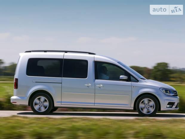 Volkswagen Caddy пасс. Basis