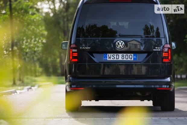 Volkswagen Caddy пасс. Highline