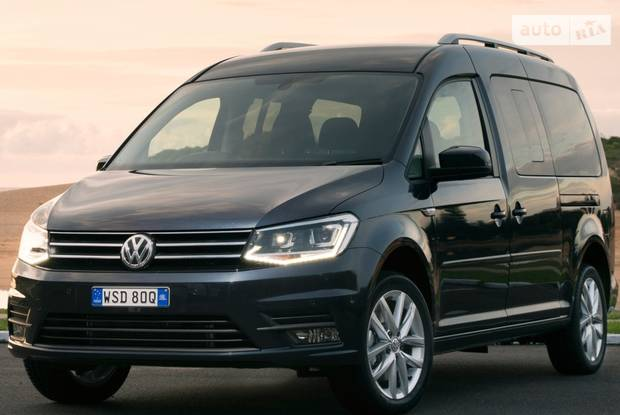Volkswagen Caddy пасс. Highline