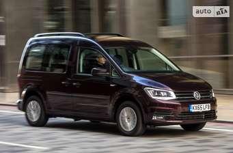 Volkswagen Caddy пасс. New 2.0 TDI AT (103 kw) Trendline 2018