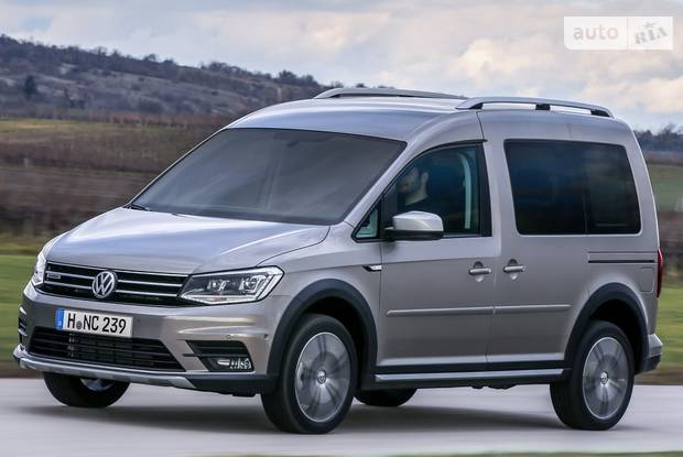 Volkswagen Caddy пасс. Trendline Alltrack