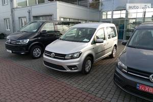 Volkswagen Caddy пасс. Trendline Fun