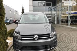 Volkswagen Caddy пасс. Trendline Fun