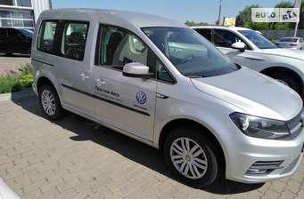 Volkswagen Caddy пасс. Comfortline 2018