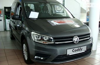 Volkswagen Caddy пасс. New 2.0 TDI AT (103 kw) Basis 2017