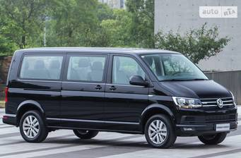 Volkswagen Caravelle New Common Rail 2.0 l TDI MT (103kW) 3400 L2H1 2017