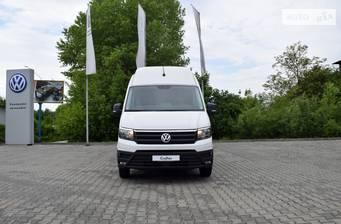 Volkswagen Crafter груз. 35 2.0 TDI MT (140 л.с.) LR 2021