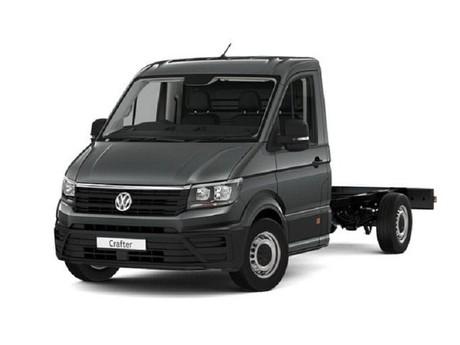 Volkswagen Crafter груз. 2021