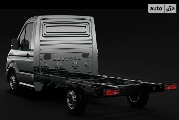 Volkswagen Crafter груз. EIKA