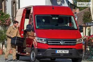 Volkswagen Crafter груз. HD UH Express
