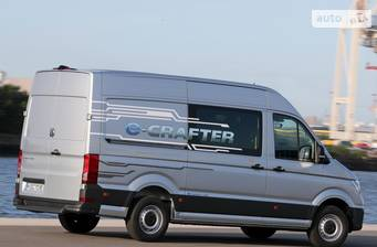 Volkswagen Crafter груз. 35 2.0 TDI MT (140 л.с.) MR 2021