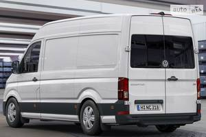 Volkswagen Crafter груз.