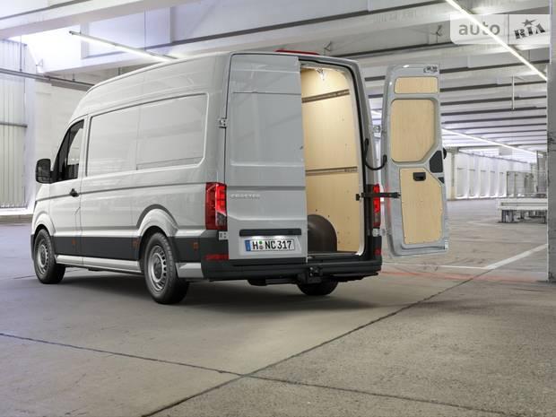 Volkswagen Crafter груз. Express