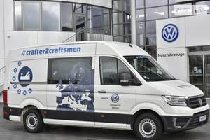 Volkswagen Crafter груз. ND GT