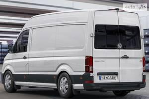 Volkswagen Crafter груз. HD Express