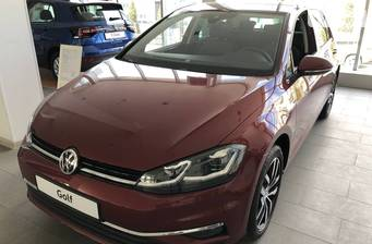 Volkswagen Golf New VII 1.4 TSI AТ (150 л.с.) 2020