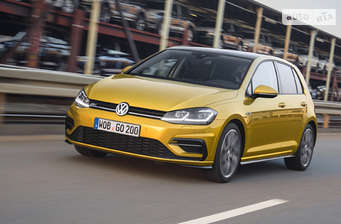 Volkswagen Golf New VII 1.0 TSI МТ (85 л.с.) Trendline 2018