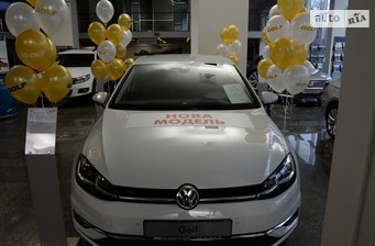 Volkswagen Golf New VII 1.4 TSI МТ (125 л.с.) Comfortline 2017