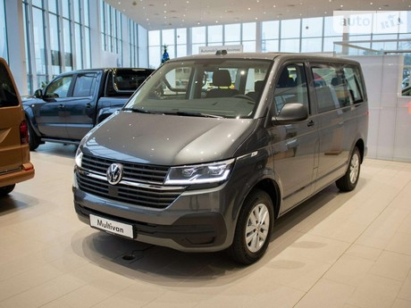Volkswagen Multivan 2020