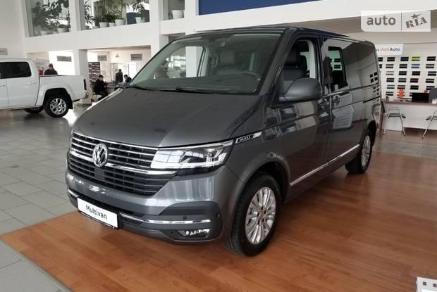 Volkswagen Multivan Bulli