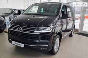 Volkswagen Multivan 2.0 TDI DSG (199 л.с.) 4x4 2020