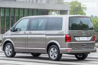 Volkswagen Multivan New 2.0 TDI МТ (75 kW) Trendline 2017