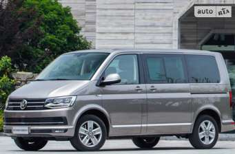Volkswagen Multivan New 2.0TDI DSG (132 kW) 4Motion Highline 2017