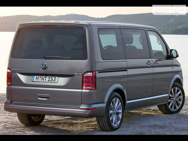 Volkswagen Multivan Comfort Plus