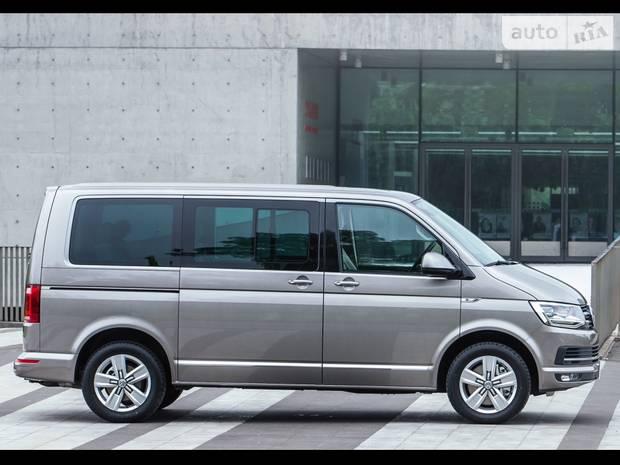 Volkswagen Multivan Trendline