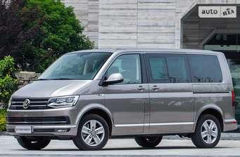 Volkswagen Multivan Hightline 2018