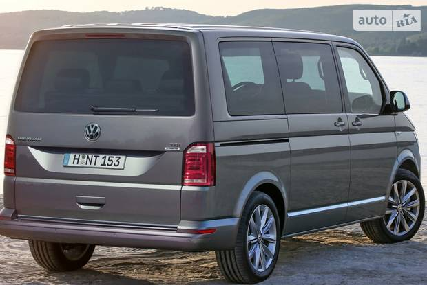 Volkswagen Multivan Hightline