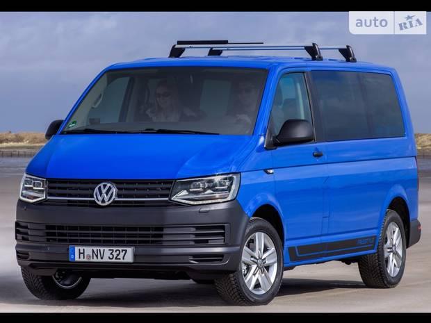 Volkswagen Multivan Highline
