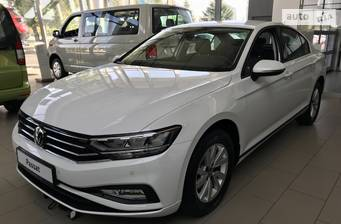 Volkswagen Passat 2.0 TDI 7-DSG (190 л.с.) 2021