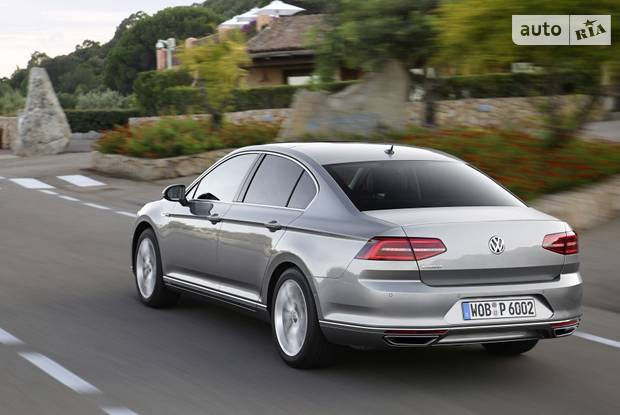 Volkswagen Passat Executive Life
