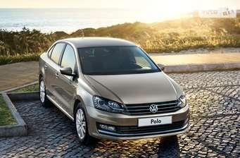 Volkswagen Polo New 1.6 MPI MT (90 л.с.) Life 2017