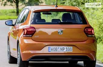 Volkswagen Polo New 1.0TSI MT (95 л.с.)  Comfortline 2018