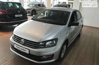 Volkswagen Polo New 1.6 MPI MT (90 л.с.) Life 2018