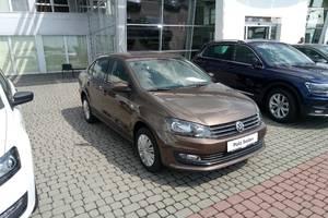 Volkswagen Polo New 1.4 TSI MT (125 л.с.) Comfortline 2018
