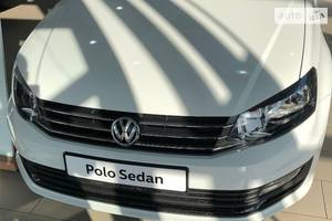 Volkswagen Polo New 1.6 MPI MT (90 л.с.) Life 2019