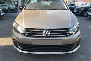 Volkswagen Polo New 1.6 MPI MT (90 л.с.) Life 2019