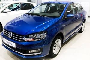 Volkswagen Polo New 1.4 TSI MT (125 л.с.) Comfortline 2019