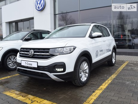 Volkswagen T-Cross 2021