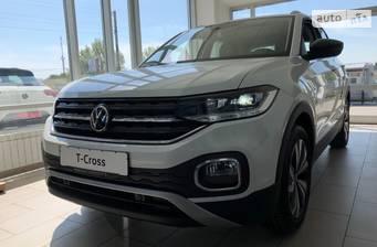 Volkswagen T-Cross 1.0 TSI DSG (115 л.с.) 2021