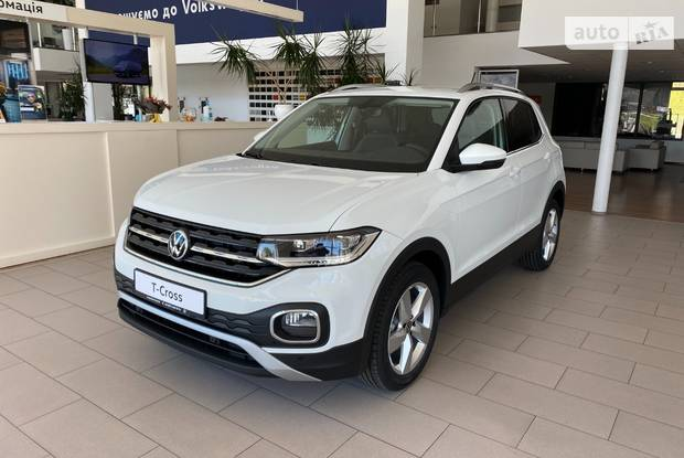 Volkswagen T-Cross Style