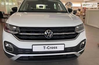 Volkswagen T-Cross 1.0 TSI MT (115 л.с.) 2021
