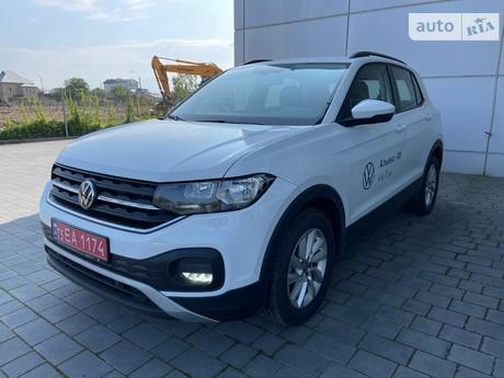 Volkswagen T-Cross 2020